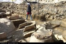 کشف آثار تاریخی از دوران مادها تا اسلام در همدان  کاوش ها تا زمان نتیجه گیری ادامه می یابد