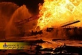 مهار آتشسوزی رگ سفید با سایر چاه ها متفاوت است
