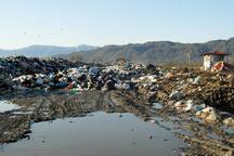 تعطیلی دائمی جایگاه موقت زباله در  لنگرود