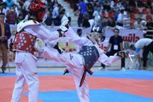 گیلان، قهرمان مسابقات تکواندو خردسالان کشور شد