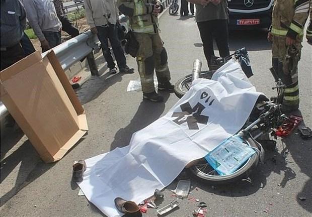 14 درصد قربانیان موتورسواری در خراسان شمالی زیر 20 سال دارند