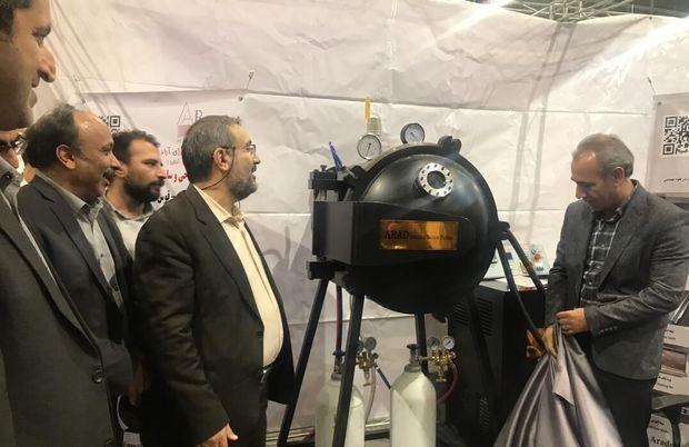 طرح فناورانه کوره ذوب هیبریدی در تبریز رونمایی شد