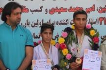 کسب 2 مدال توسط کاراته کاران کهگیلویه و بویراحمد در رقابتهای انتخابی تیم ملی