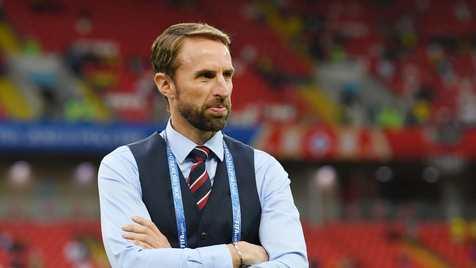 جام جهانی 2018 روسیه/ دلداری ساوتگیت به ساوتگیت! + عکس