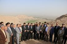 استاندار کرمان از پروژه های شهری بازدید کرد