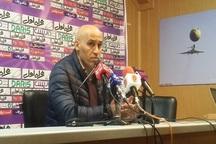 سرمربی ذوب آهن: با روحیه بالایی در شهرآورد اصفهان به میدان می رویم