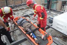 حوادث ناشی از کار در سبزوار افزایش یافت