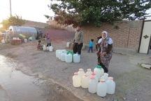 آبرسانی سیار در 39 روستای شهرستان قاینات