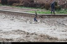 آبگرفتگی در ۶۰ روستای آذربایجانغربی؛ سیل ۳ پل ارتباطی استان را تخریب کرد