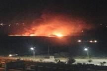 جنگنده اسرائیلی به پایگاه نظامی ارتش سوریه حمله کردند