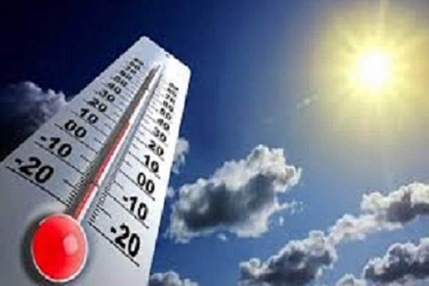 گرد و غبار و افزایش نسبی دما پدیده غالب هوای البرزاست