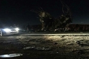 انفجار انتحاری در سیستان و بلوچستان/ گروهگ تروریستی جیش العدل مسئولیت حمله تروریستی را برعهده گرفت/ شهادت 27 تن از رزمندگان غیور اسلام/  مولوی عبدالحمید حادثۀ تروریستی زاهدان را محکوم کرد