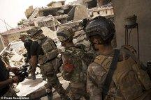 ادامه پیشروی ها در غرب موصل/ آزادسازی کامل در روزهای آینده