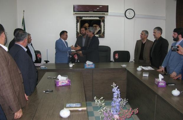مدیر جدید آموزش و پرورش گنبدکاووس معرفی شد
