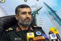 فرمانده هوافضای سپاه: تروریستها از فشنگ استفاده کردند و ما با موشک جوابشان را دادیم