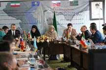 نشست منطقه ای کنوانسیون تهران در بندرانزلی آغار به کار کرد