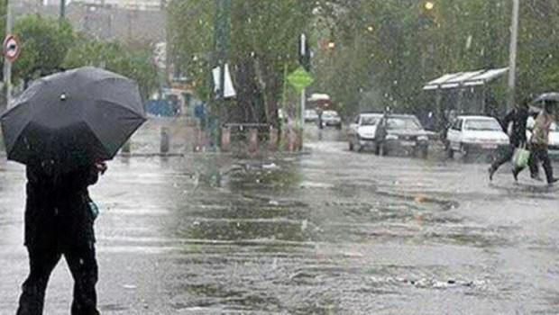 بارندگی در رفسنجان پنج برابر افزایش یافت