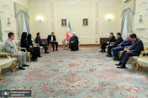 اعلام پشتیبانی تهران از دولت مادورو توسط رییس جمهور