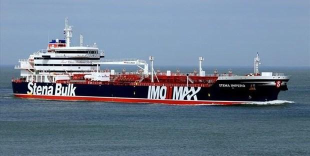 کاهش ضریب امنیتی تردد کشتیهای انگلیسی در تنگه هرمز