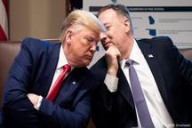رابطه ترامپ و وزیر خارجه اش هر روز سردتر و تیره تر می شود