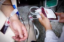 مراجعه ۷۰۲ نفر به مراکز اهدای خون کردستان در ایام نوروز