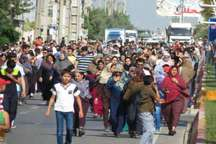 برگزاری جشنواره امیدواران در بندرترکمن