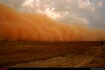 وزش طوفان 800 کیلومتری در ریگان  ایجاد مشکلات تنفسی و کندی تردد برای خودروها