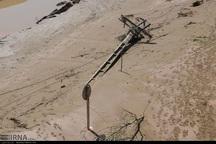 برق 97 روستای مناطق سیلزده قطع است