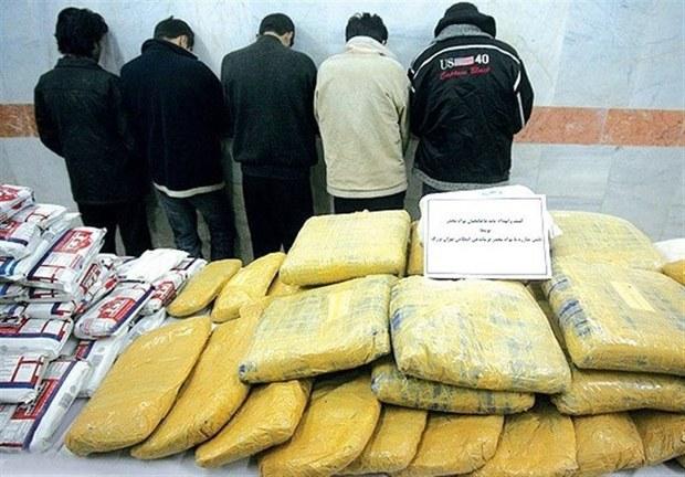 کرمان خاکریز دوم مبارزه با مواد مخدر در کشور است