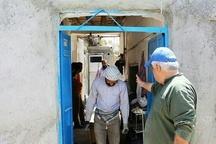 تعمیر خانههای ۱۵۰ خانوار مددجوی البرزی با همکاری گروههای جهادی
