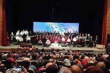 نخستین کنسرت موسیقی نوازندگان آستارا برگزار شد
