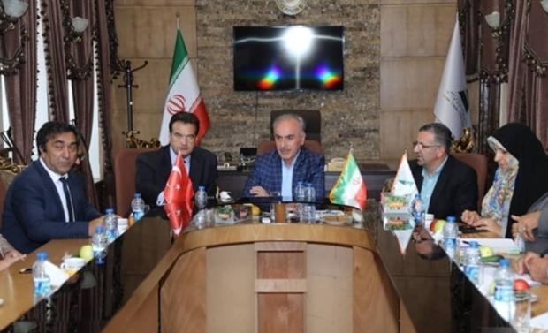 روابط تجاری منطقه آزاد ارس با ترکیه افزایش می یابد