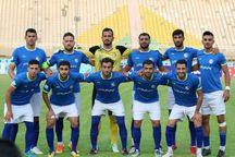 دو خبر از تیم فوتبال استقلال خوزستان