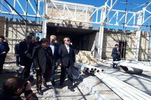 آخرین وضعیت پروژه راهآهن «میانه - بستان آباد - تبریز»