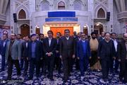 تجدید میثاق شهردار جدید تهران با آرمان های حضرت امام(س)