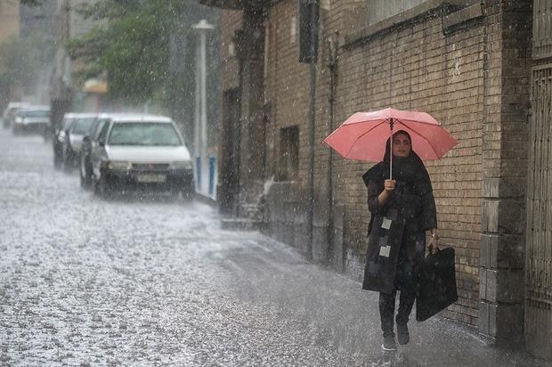 50 میلیمتر بارندگی در سردشت دزفول ثبت شد