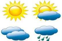 بارش های پراکنده تا اواسط هفته جاری در استان قزوین ادامه دارد