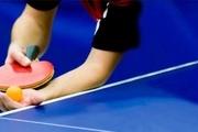 برترین های مسابقات تنیس روی میز استان بوشهر معرفی شدند