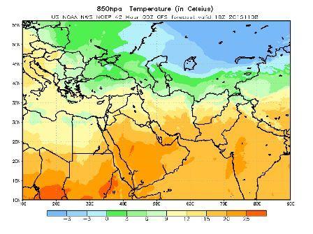 چهارمحال و بختیاری به هفتمین استان خشک کشور تبدیل شد