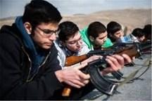 ۱۲۰۰ دانشآمو البرزی در طرح «آمادگی دفاعی» شرکت کردند