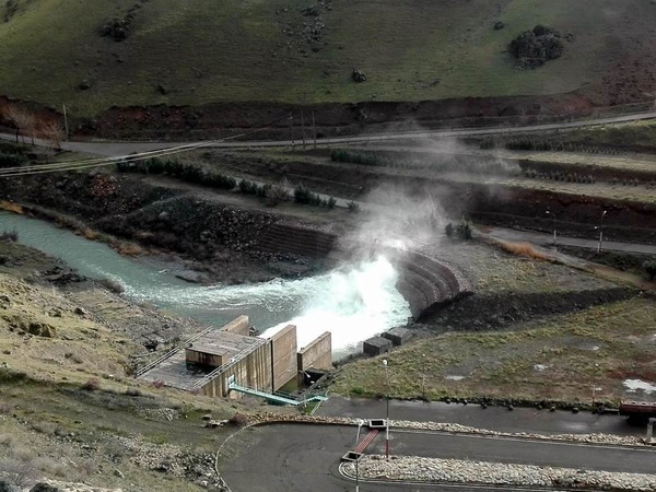 افزایش میزان خروجی سدهای کردستان برای مهار سیلابهای  پیش رو