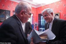 تسلیت عارف به مناسبت درگذشت بهمن کشاورز