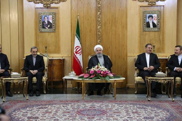 روحانی: همه مسائل حقوقی دریای خزر تنها با اتفاق نظر پنج کشور عملی است