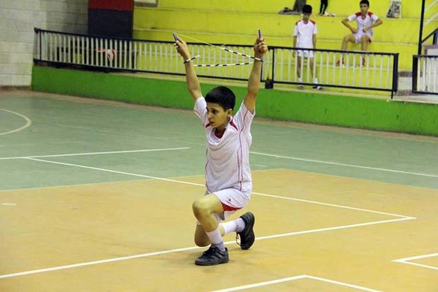 برترین های ورزش طناب زنی کشور در شهرکرد مشخص شد