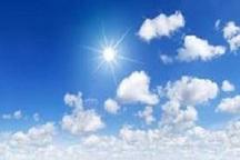 پیش بینی افزایش دمای روزانه خراسان رضوی