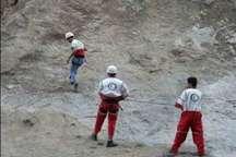نجات 4 کوهنورد در ارتفاعات طالقان