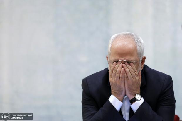 استعفای ظریف تکذیب شد/ وزیر خارجه در جلسه دولت است