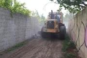 46 هزار متر از اراضی ملی دماوند رفع تصرف شد