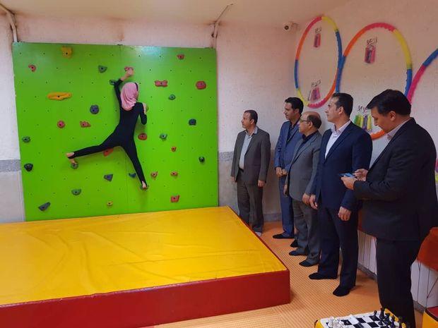 کیفیتبخشی به فعالیتهای ورزشی در مدارس بروجرد نهادینه شود