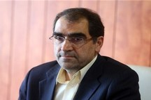 چند طرح درمانی با حضور وزیر بهداشت در کرمان به بهره برداری رسید